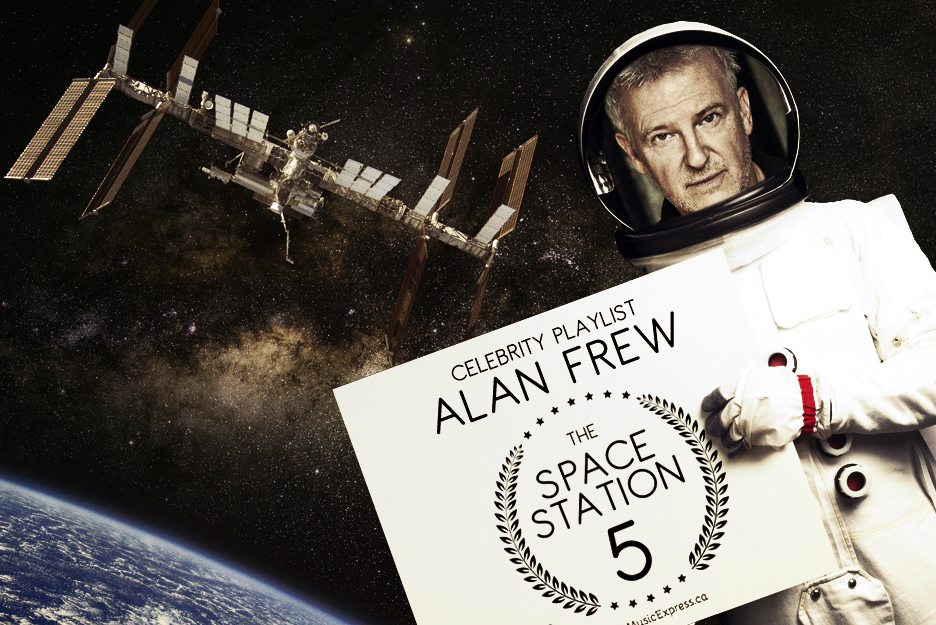 SPACE STATION 5 – CELEBRITY PLAYLIST – Alan Frew