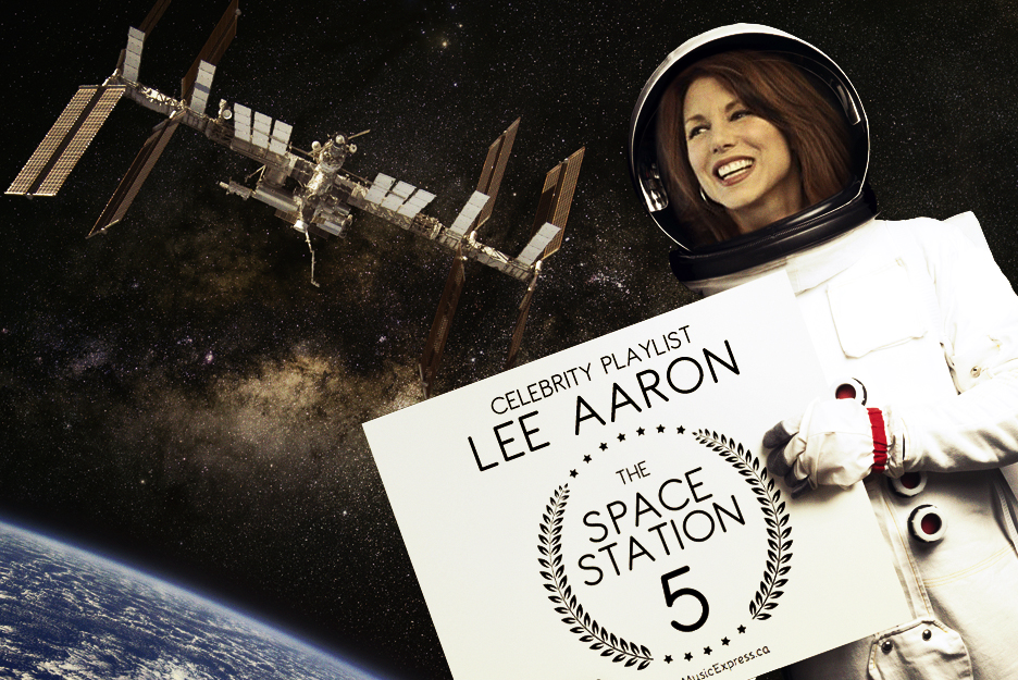 SPACE STATION 5 – CELEBRITY PLAYLIST – Lee Aaron