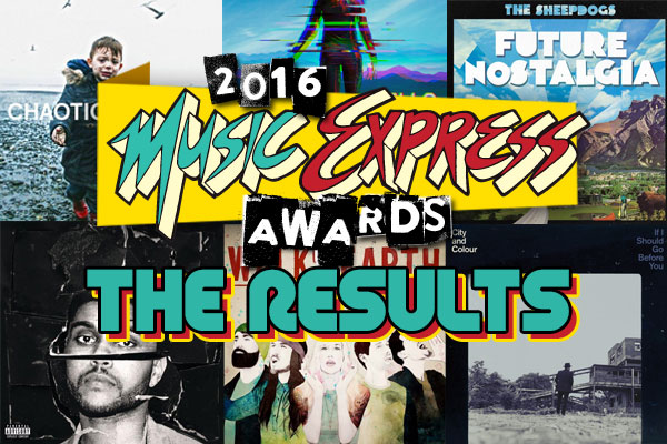 Music Express Awards – The Details
