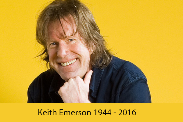 Keith Emerson, Emerson, Lake and Palmer Keyboardist, Dead at 71