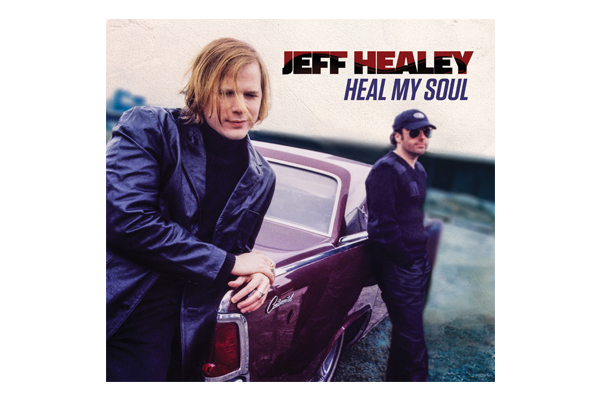 Jeff Healey – Tracks From The Vault Find New Life