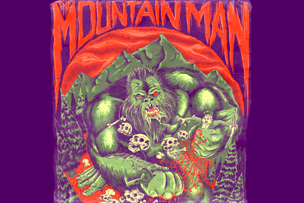 Vancouver Sasquatch Metallers – The Mountain Man