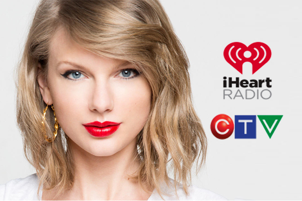 Bell Media Brings IHEARTRADIO MUSIC AWARDS to Canada, April 9 on CTV