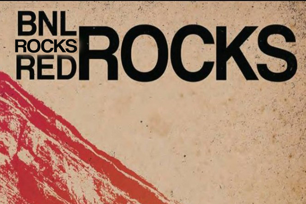 Barenaked Ladies Rocks Red Rocks (Warner Music Canada)