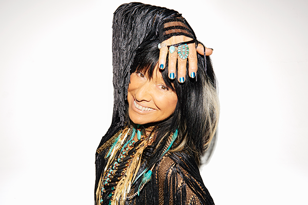 Buffy Sainte-Marie in concert with the TSO: