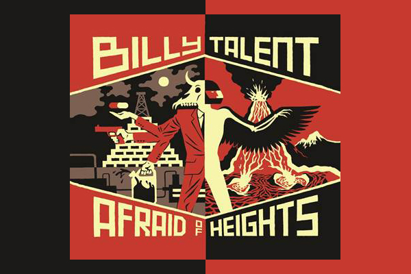 BILLY TALENT ANNOUNCE 12 CITY CANADIAN TOUR