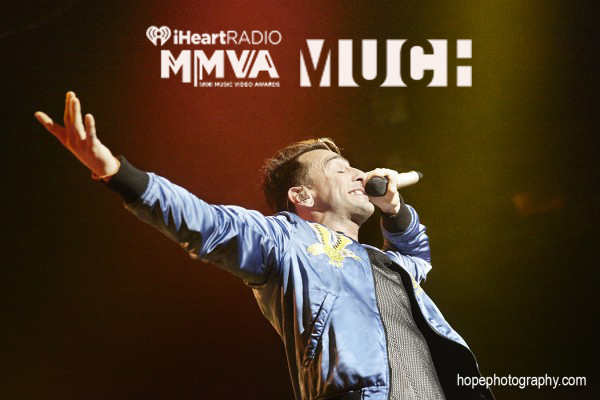 """HEDLEY SAYS """"HELLO"""" TO THE MMVA'S…AND SO DOES SHAWN MENDES AND JULY TALK"""