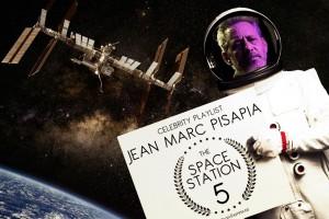 Space Station 5 – Celebrity Playlist: Jean Marc Pisapia