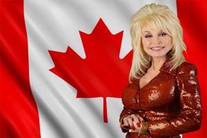 Dolly Parton, Honorary Canadian