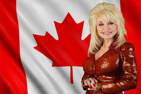 Dolly Parton Announces Canadian Dates To Promote New Sony Release