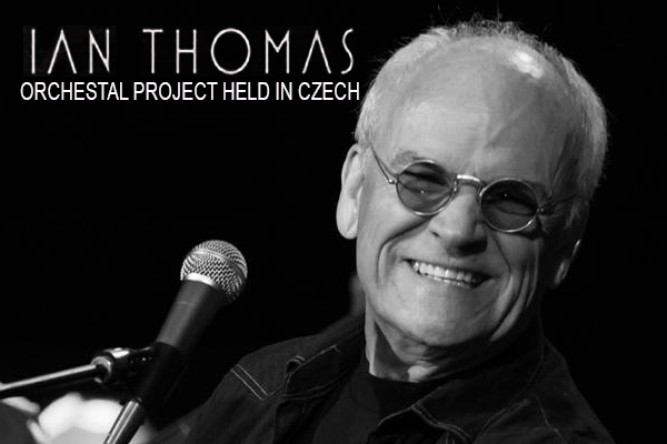 IAN THOMAS: ORCHESTAL PROJECT HELD IN CZECH