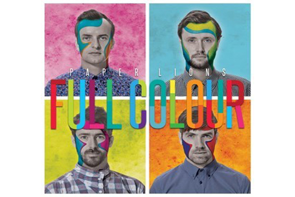 """Paper Lions Announce September 16th Release Date For New Album """"Full Colour"""" / SUPER SHOW in PEI Announced"""