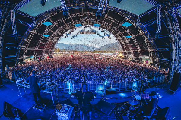 Pemberton Music Festival Wraps Up Its Third Consecutive Year and Shatters All Previous Attendance Records
