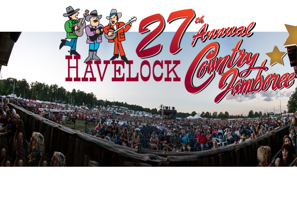 THE ROAD HAMMERS/CHAD BROWNLEE  Havelock Country Jamboree