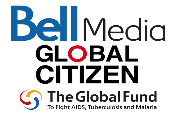 Bell Media Partners With Global Citizen and the Concert to End AIDS, Tuberculosis and Malaria