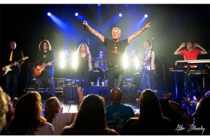 ALAN FREW  THE SPOONS  CNE Band Shell Toronto