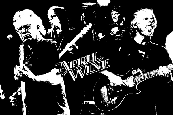 Concert Review Pt. 2 – APRIL WINE – ALL RIGHT!