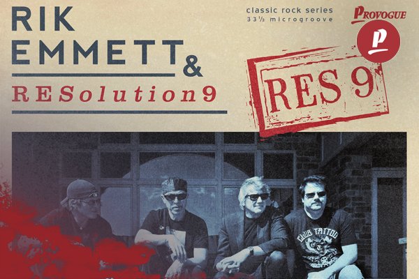 Rik Emmett: All Star Reunion