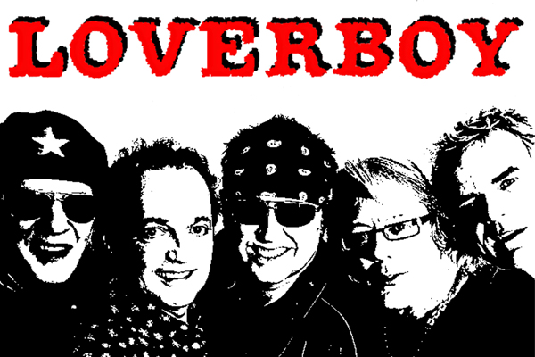 Concert Reviews Pt 1. – LOVERBOY – FOR THE MUSIC, FOR THE MEMORIES