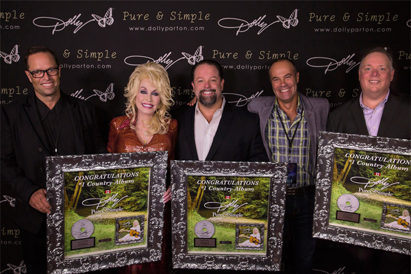 Dolly Parton Makes Soundscan History