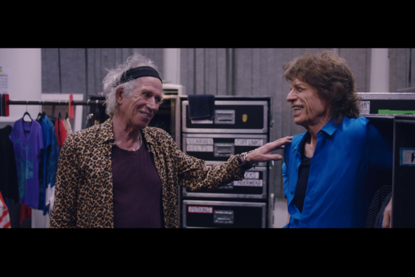 The Rolling Stones' Historic Film Goes to CraveTV In First-Window TIFF Deal