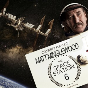 SPACE STATION SIX – MATT MINGLEWOOD