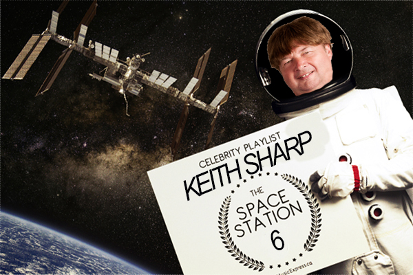 Space Station Six – Keith Sharp: Music Express