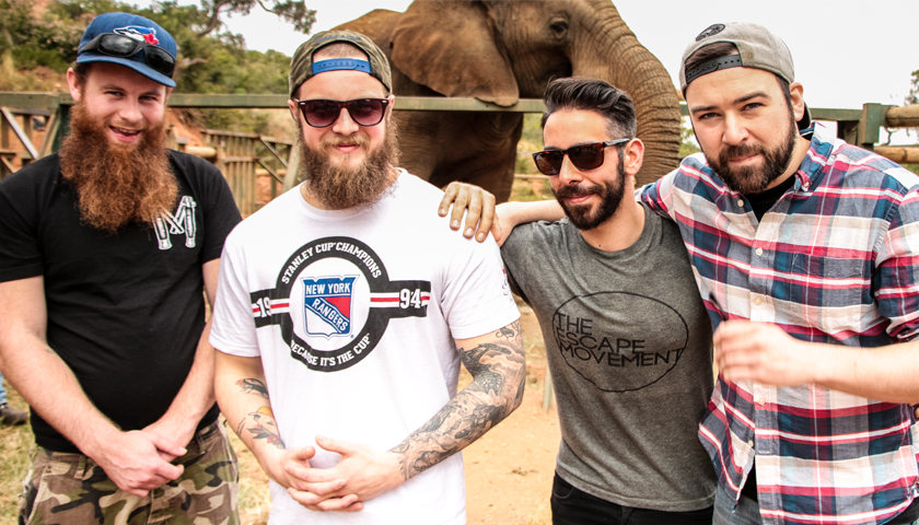 PROTEST THE HERO TO RELEASE PACIFIC MYTH NOVEMBER 18