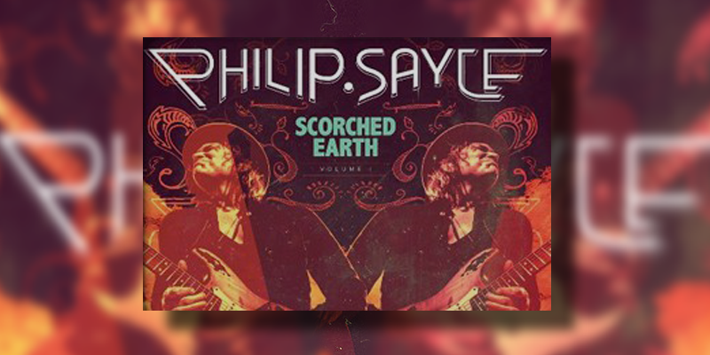 Philip Sayce: Raw Blues In Small Doses
