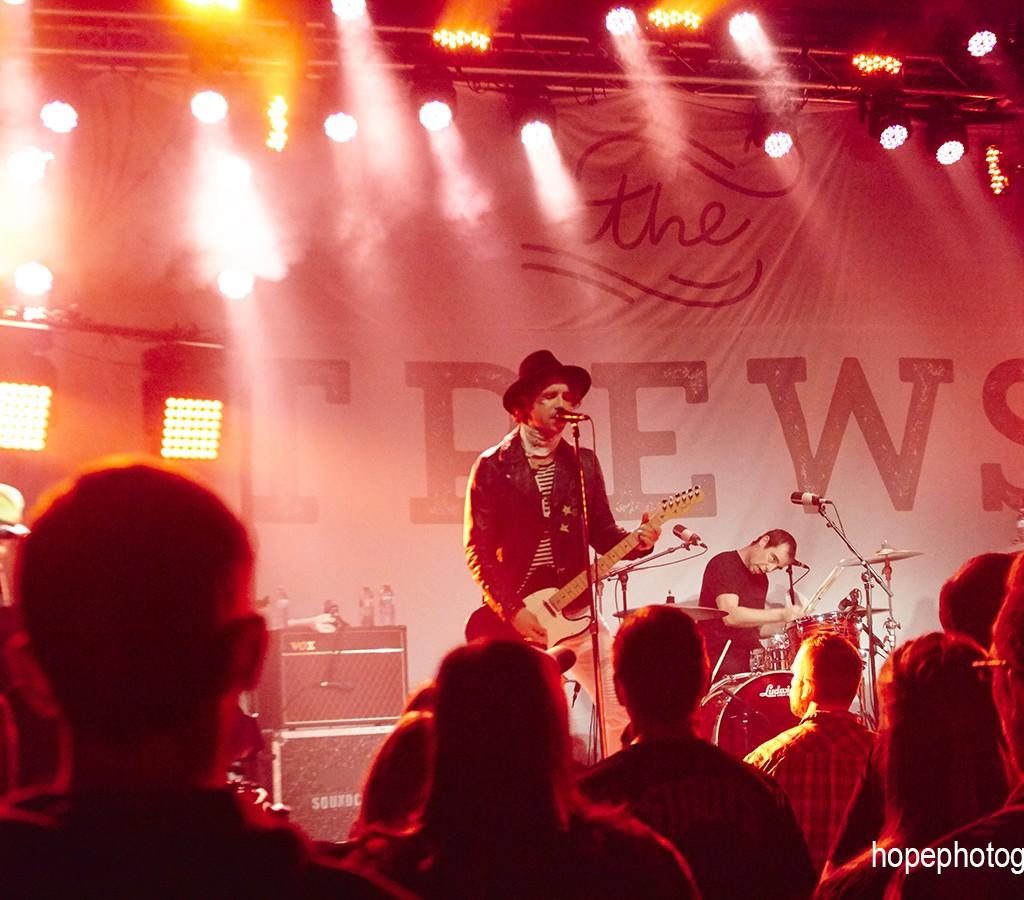 The Trews/Bleeker  The Marquee  Calgary A.B.  Nov. 18th 2016