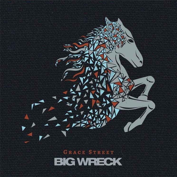 "BIG WRECK ANNOUNCE FEBRUARY 3rd RELEASE OF BRAND NEW ALBUM ""GRACE STREET"""