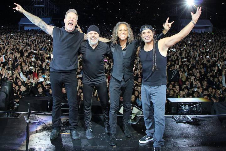Metallica OPERA HOUSE TORONTO
