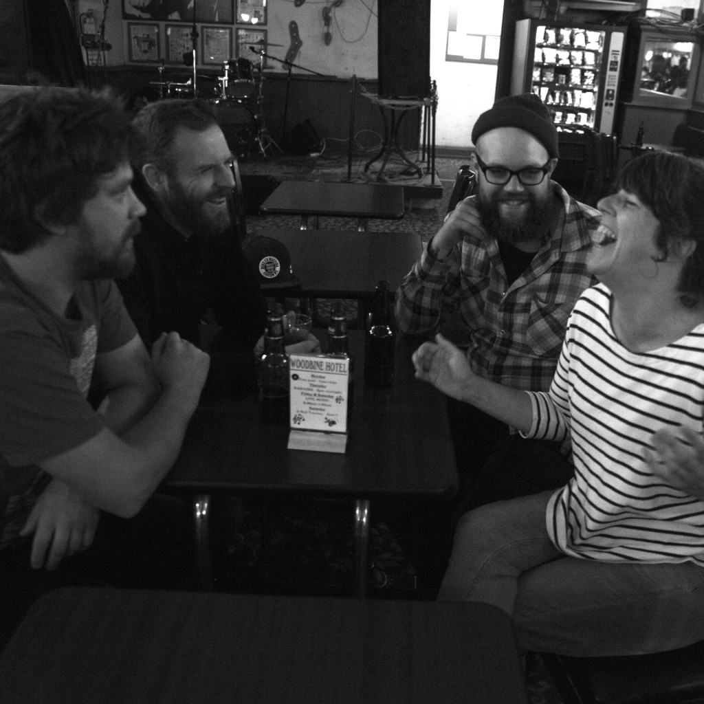 Julie Doiron `Homeless' During Winter Tour/Record Release