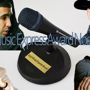 2017 Music Express Awards Nominees Announced