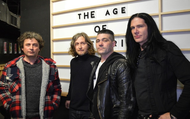 Recharging The Age Of Electric – New Tour New Release