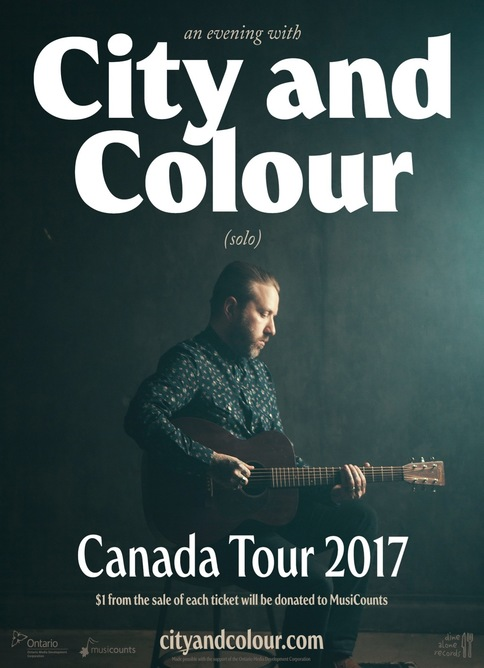 Spend An Evening With City And Colour Solo