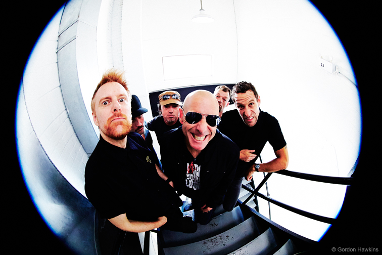 Headstones' Recruit Little Army For New Cadence Release