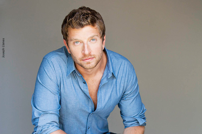 "BRETT ELDREDGE FINDS ""SOMETHIN' I'M GOOD AT"""
