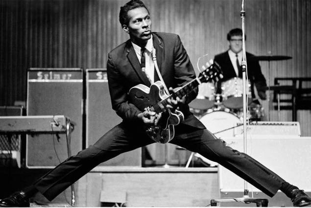 Chuck Berry: Complex Enigma But A Rock Icon.