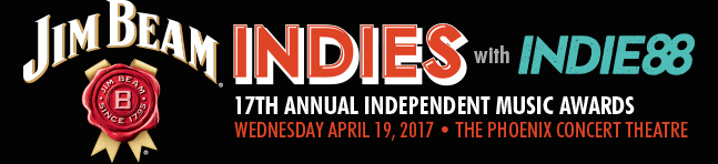 CMW Indies Announce Nominees