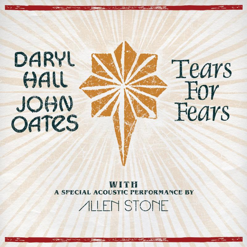 Toronto/Quebec City Only Dates For Hall & Oates/Tears For Fears Tour