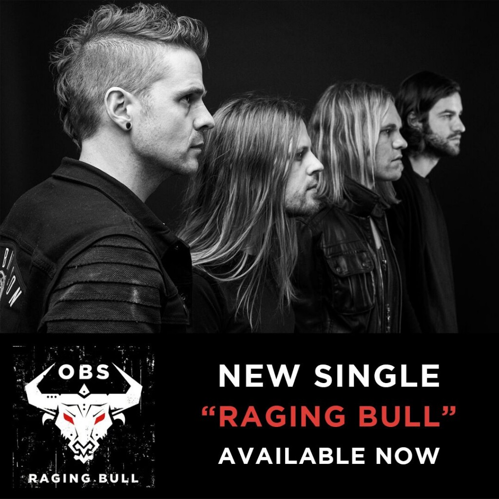 One Bad Son Announce Ontario Tour In Support Of New Single Raging Bull