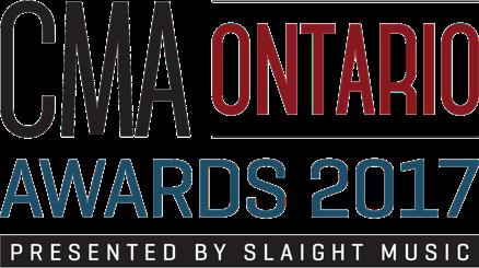 CMAOntario 2017 Award Nominees Announced