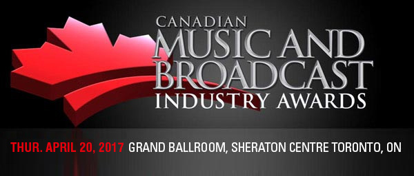 CMW Canadian Music & Broadcasting Award Winners