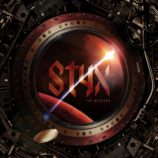 STYX READY FOR TAKEOFF WITH THE MISSION, OUT JUNE 16