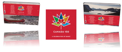 Universal Music Canada To Release Canada 150: A Celebration Of Music, June 30