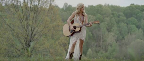 """MEGHAN PATRICK RELEASES OFFICIAL VIDEO FOR """"BE COUNTRY WITH ME"""""""