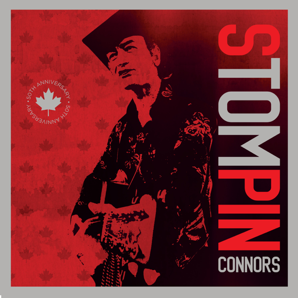 ole Label Group Celebrates 50 Years of Stompin' Tom Connors With Exclusive Collector's Album