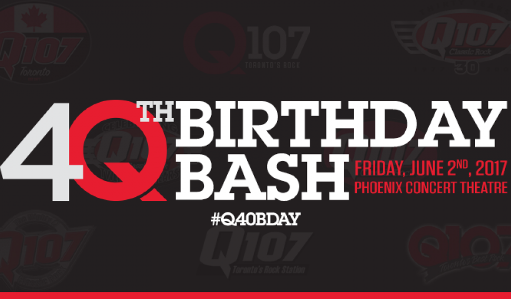 Q-107: A Classic Birthday for a Classic Radio Station