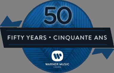 Warner Canada Still Rockin After 50 Years